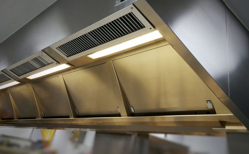 Why Professional Hood Cleanings Are a Must!